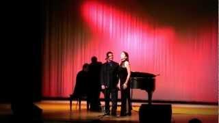 Labios Mudos (Lippen Schweigen) -Viuda Alegre (Die Lustige Witwe)  Susie Diaz and Fernando Gonzalez
