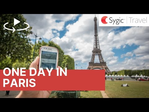 One Day In Paris 360° Virtual Tour