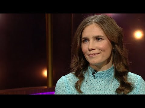 Amanda Knox tells her story | The Ray D'Arcy Show | RTÉ One