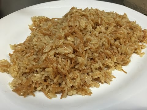 How To Make Armenian Pilaf Rice