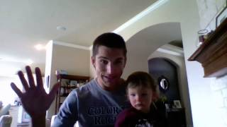 Our Toddler's Poop Frustrations: Avery & Daddy Vlog Episode 3