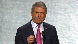 U.S. Representative Michael McCaul addresses RNC