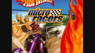 Main Menu (この胸のどこかに) - Hot Wheels Micro Racers soundtrack
