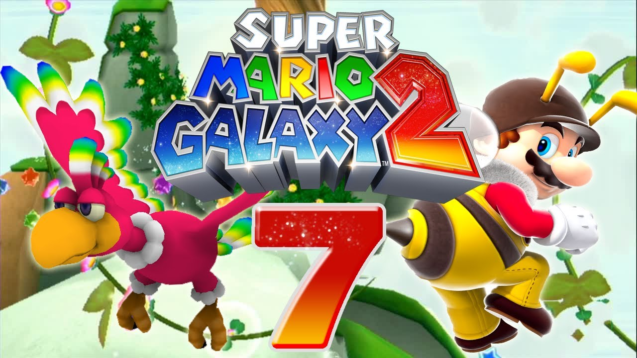 let's play super mario galaxy 2 part 7 fliegen mit dem