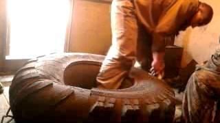 как сделать шины низкого давления
