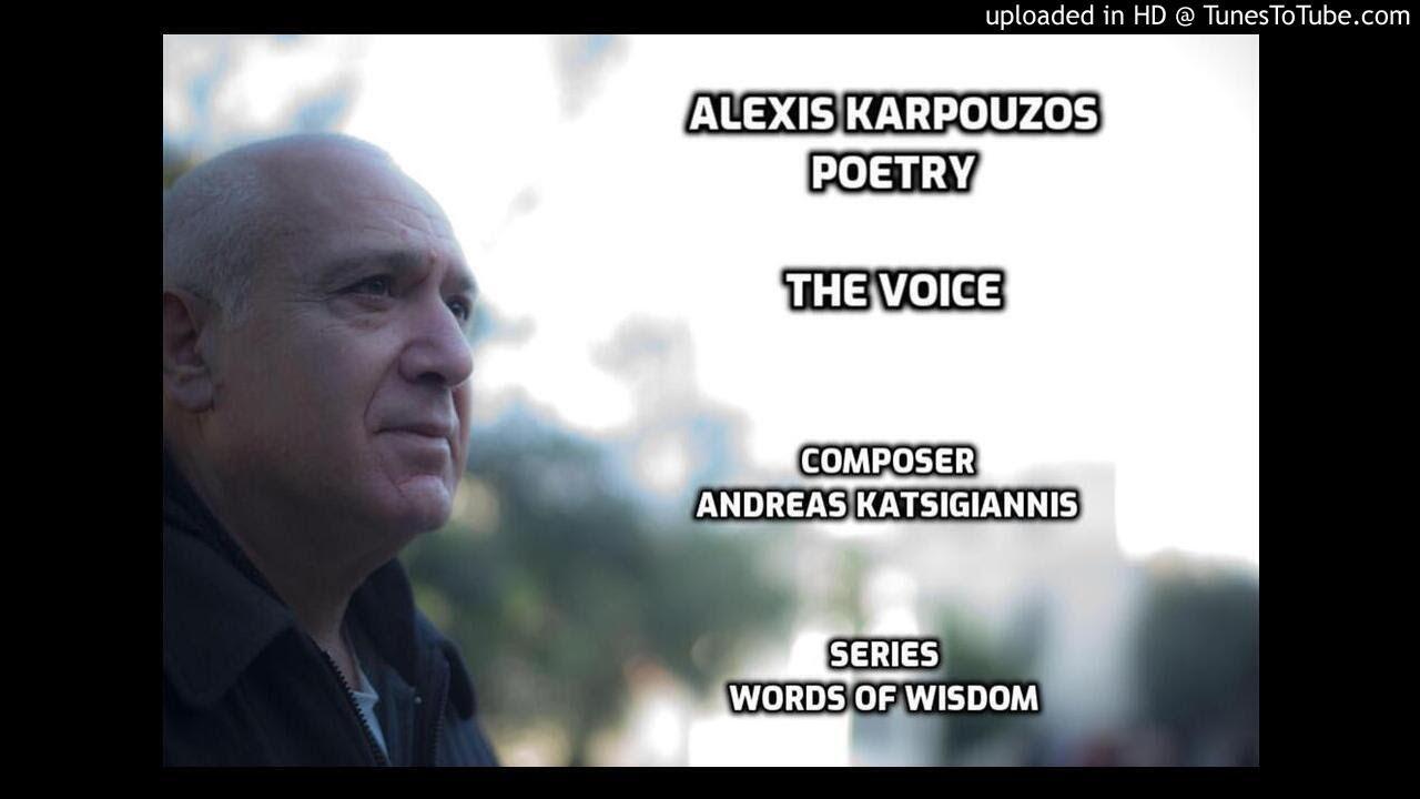 A Sacred Tear-Alexis Karpouzos