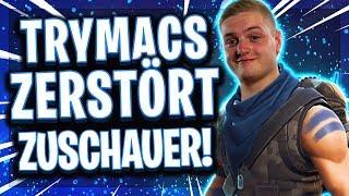 😱💶DAS GEILSTE 50€ PRO KILL TURNIER! | Trymacs zerstört seine Community mit der Sniper! | Fortnite
