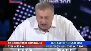 Смешные политики.  Жириновский о Лукашенко