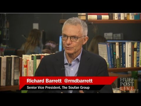Richard Barrett Interviewed on HuffPost Live: Is It Better To Live With ISIS Than Fight It?