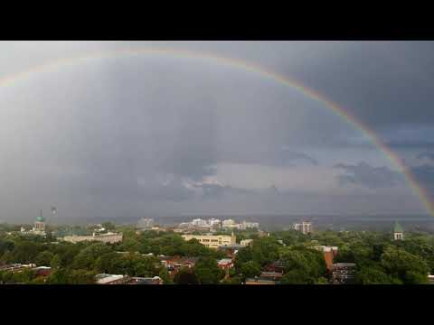 Montreal Sun Shower : August 12, 2017
