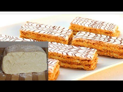 جديد ميلفاي المخبزات بطريقة مختلفة بدون توريق