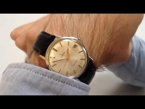 OMEGA Genève vintage wristwatch, Ref. 132.019 circa 1968