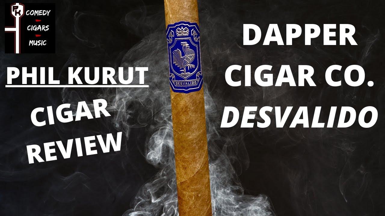 DAPPER DESVALIDO CIGAR REVIEW