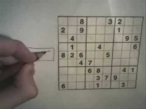 Sudoku solving in under 60 seconds!
