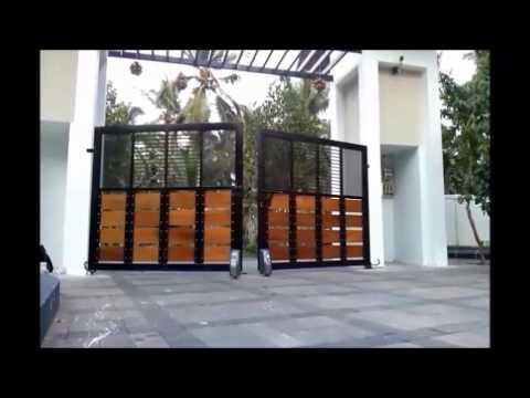 Automatic Gate Automatic Swing Gate Opener In Kerala