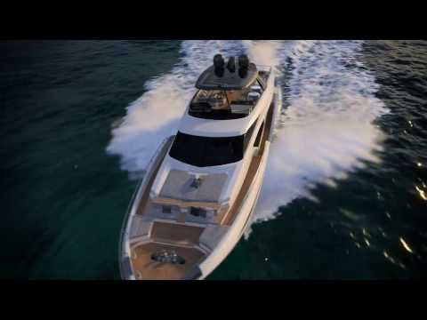 Luxury Yacht - Ferretti Yachts 920 Project