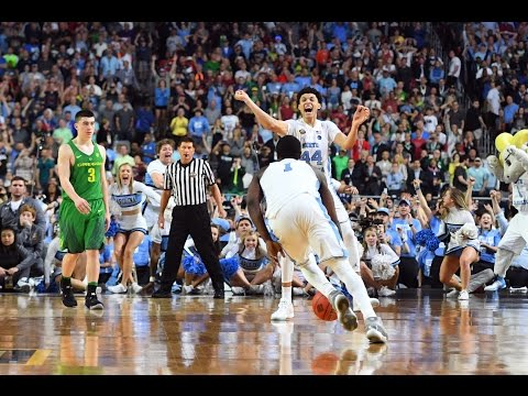 Extended Game Highlights: Oregon vs. North Carolina