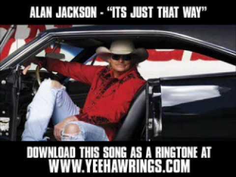 Alan Jackson -