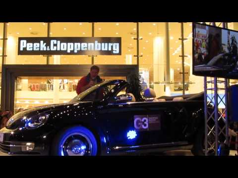 David Hasselhoff - Crazy for you im G3 am 19.10.13