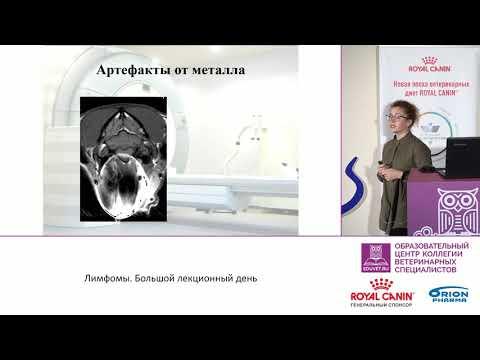 Меликова Ю. Н. - МРТ диагностика лимфом