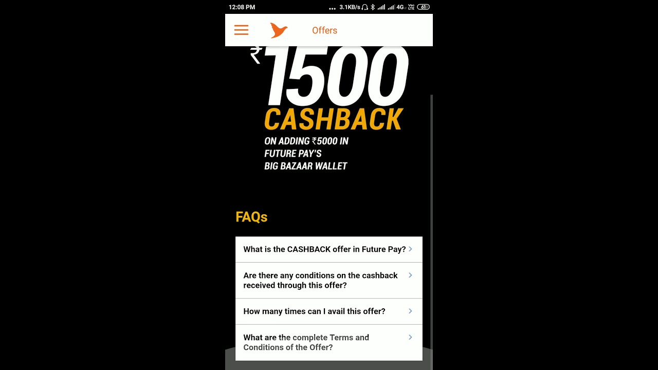 Earn Rs 150 per Magzter CashKaro || FuturePay Rs 1500