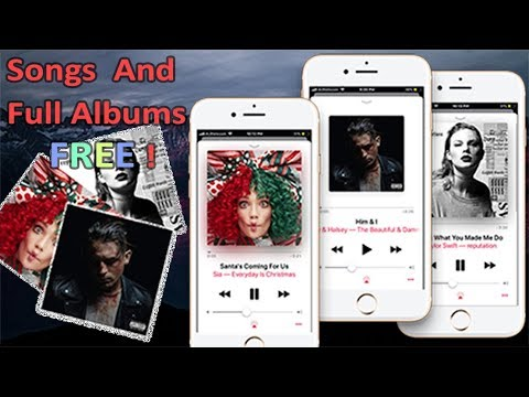 How to download iTunes songs and albums  for free! iPhone/iPad no jailbreake ios 9/10/11!