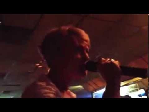 """Tracy Sings karaoke """"Don't Take My Wings""""."""