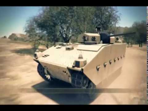General Dynamics UK - Scout Specialist Vehicle (SV) Overview [480p]