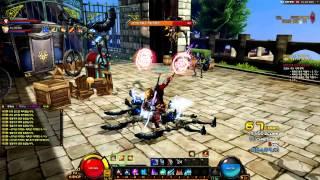 Kritika Online Mid Level Gameplay Demon Blade