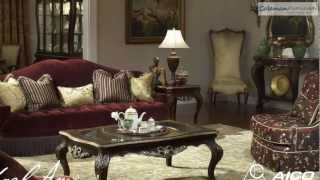 Imperial Court Living Room Collection From Aico Furniture