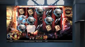 Magic Shoppe - Big Feature game win!