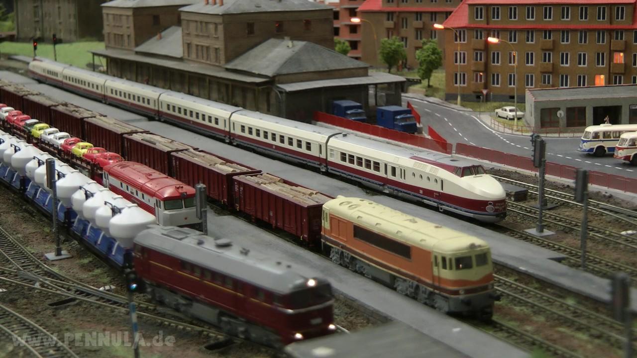modelleisenbahn spur tt