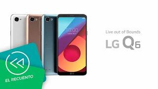 LG Q6 (G6 Mini) es oficial | El recuento