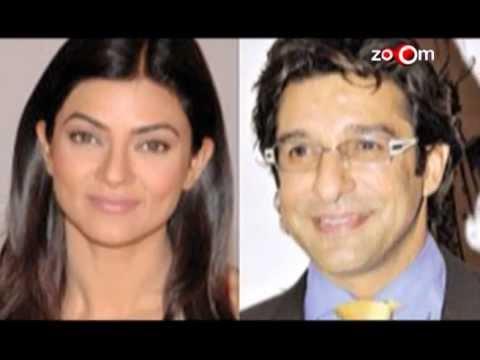 Sushmita Sen rubbishes rumours of her marriage with former Pakistani cricketer Wasim Akram