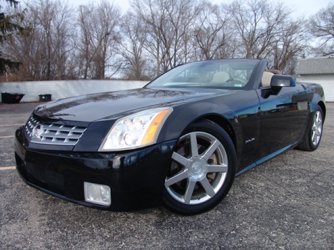Very Clean 2005 Cadillac Xlr Convertible The Perfect Mix Of Luxury