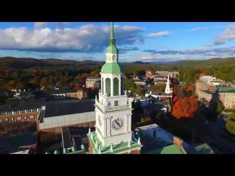 Dartmouth College Fall Foliage