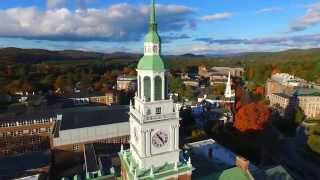 Dartmouth College Fall Foliage 2015