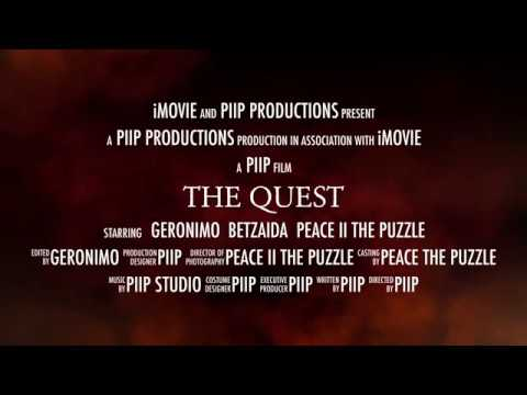 The Quest (PEACE II THE PUZZLE)
