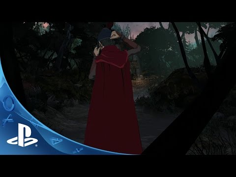 King's Quest - Game Awards 2014 Reveal Trailer | PS4, PS3