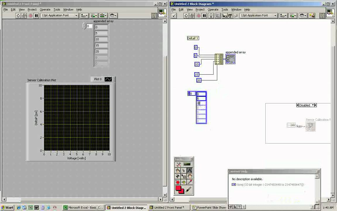 Plotting xy graphs and linear regression in labview youtube plotting xy graphs and linear regression in labview ccuart Image collections