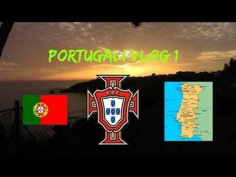 Portugali vlog 1