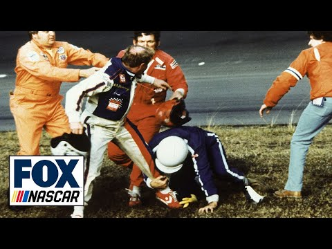 How the 1979 Daytona 500 fight between two Hall of Famers helped ignite NASCAR | FOX NASCAR