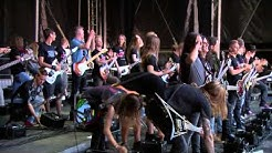 CHILDREN OF BODOM'S Alexi Laiho - 100 Guitars From Hel