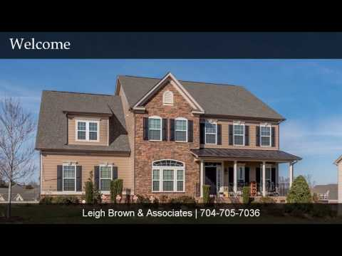 3848 French Fields Lane, Harrisburg NC | Abbington Home For Sale