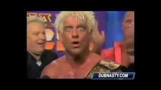 "Ric Flair Sings Blur ""Song 2"" - WOO! HOO!"