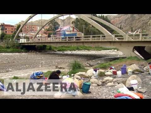 Bolivia's drought prompts state of emergency