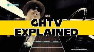 Guitar Hero Live TV Explained