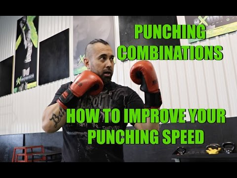 Rolling Uppercuts Drill | How To Improve Your Punching Speed | Boxing | Muay Thai | MMA