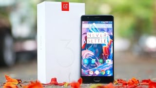 OnePlus 3 - Unboxing & Hands On!