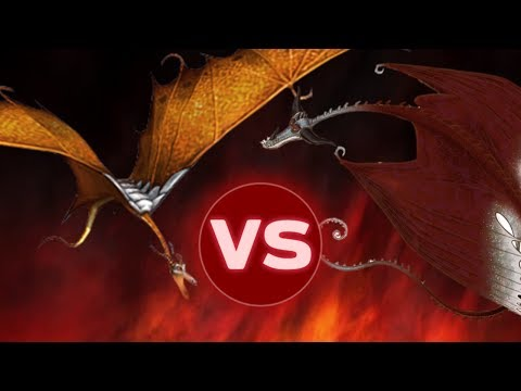 Download Youtube: Typhoomerang vs Timberjack [How To Train Your Dragon l Dragon Tournament Ep #5]